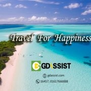 Travel For Happiness - GD Assist
