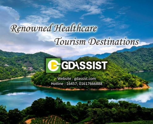 gd assist healthcare tourism destinations