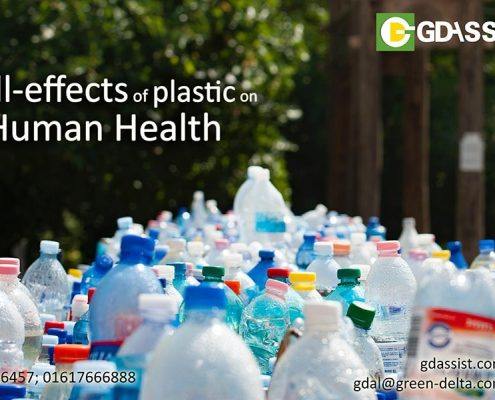 ill effects of plastic on human health