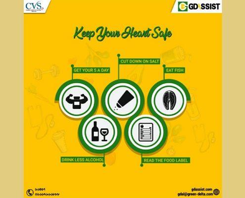GD Assist CVSKL World Heart Day