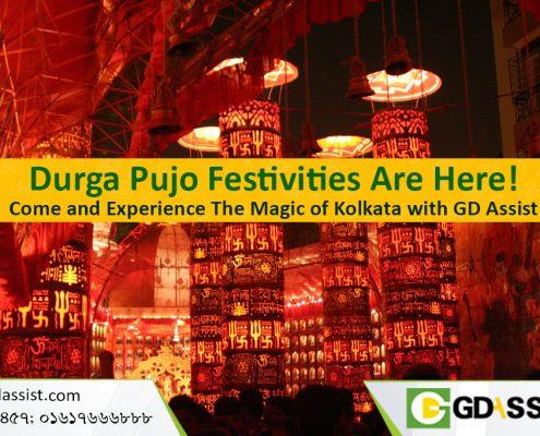 Durga Pujo GD Assist Medical Tourism