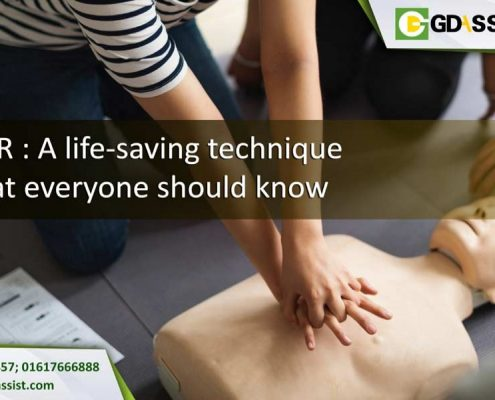 CPR Medical Emergency