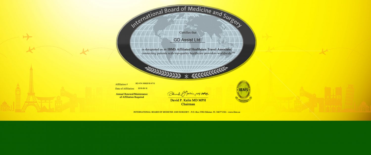 gd assist medical tourism skilled team